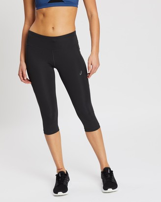 Asics Women's Tights - Capri Tight - Women's - Size One Size, XS at The Iconic