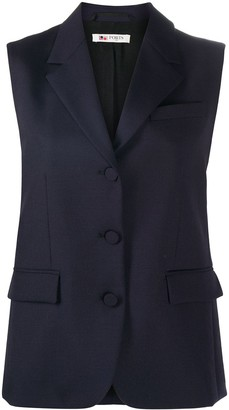 Ports 1961 Single-Breasted Slim Gilet