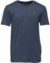 Lyle & Scott Boys Marl T-Shirt Navy Marl