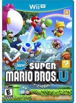 Nintendo New Super Mario Bros. U Wii U