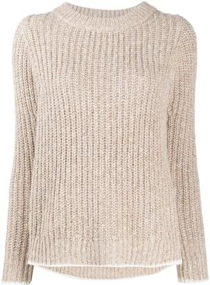 Calvin Klein Chunky-Knit Jumper