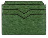 Valextra Leather Cardholder