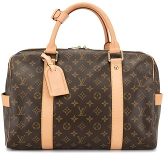 Louis Vuitton Carryall Travel tote
