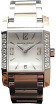 Baume Et Mercier Hampton Lady Silver Steel Watches