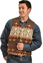 Pendleton Men's Brown Pacific Crest Vest