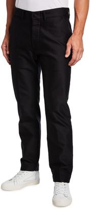 Tom Ford Men's Straight-Leg Chino Pants