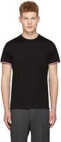 Moncler Black Maglia Pocket T-Shirt