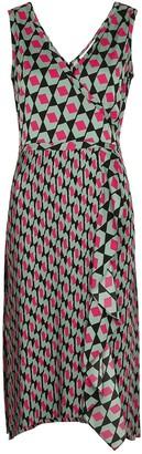 Diane von Furstenberg Tenley printed midi dress