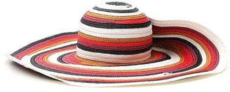Missoni Mare Striped Floppy Hat