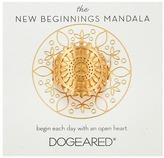 Dogeared New Beginnings Mandala Center Star Ring Ring