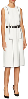 Derek Lam Carwash Sleeveless Belted Shift Dress