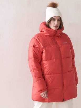 Puffect Mid-Hooded Puffer Jacket - Columbia