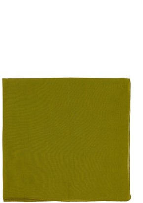 Lisa Corti - Set Of 12 Cotton-gauze Napkins - Green