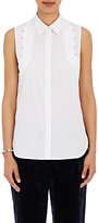 "3.1 Phillip Lim Women's ""Staple"" Sleeveless Shirt-WHITE"