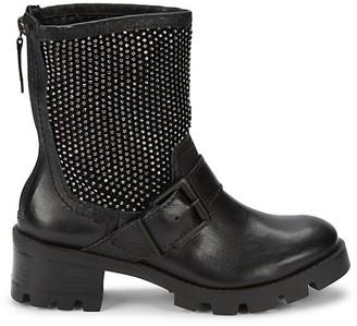 Schutz Galena Embellished Boots