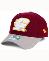 New Era Central Michigan Chippewas Heathered 9FORTY Cap