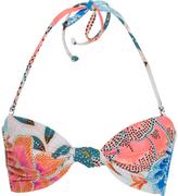 Mara Hoffman Floral Bikini Top