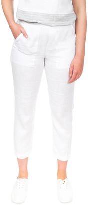 Jump 7/8 Core Linen Pant