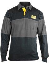 Caterpillar C1620530 Mens Rugby Shirt