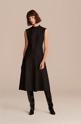 Rebecca Taylor Gabardine Dress