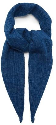11.11 / Eleven Eleven - Single Spindle Cotton Neckpiece - Blue