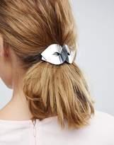 Asos Plaited Metal Barrette Hair Clip
