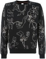 Paul Smith embroidered sweatshirt - men - Cotton - S