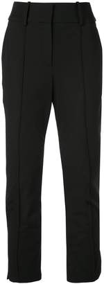 Veronica Beard cropped tapered trousers