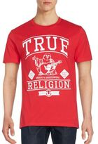 True Religion Short Sleeve Graphic T-Shirt