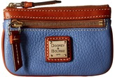 Dooney & Bourke Pebble Small Coin Case