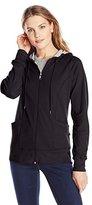 Dickies Women's Plaited Jersey Full Zip Hoodie