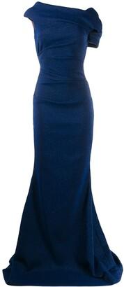 Talbot Runhof Bonette dress