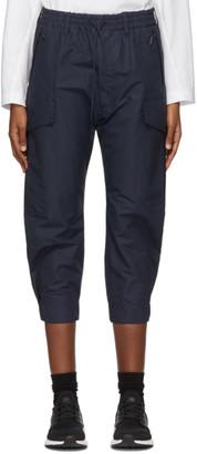Y-3 Black Nylon Classic Cargo Pants