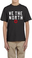 Hera-Boom Boys And Girls Toronto Raptors Basketball WE THE NORTH Maple Leaf T-shirts