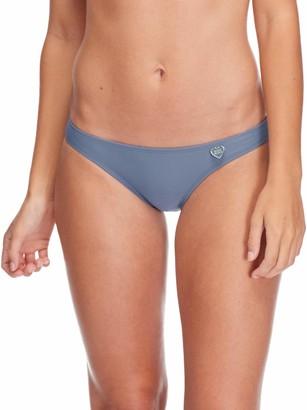 Body Glove Women's Basic Solid Fuller Coverage Bikini Bottom Swimsuit
