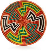 Rwanda Winna Sisal and Sweet Grass Woven Basket