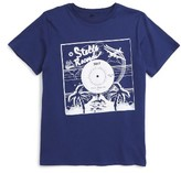 Stella McCartney Toddler Boy's Arlow Stella Records T-Shirt
