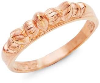 Pamela Love Rose Goldtone Spike Ring