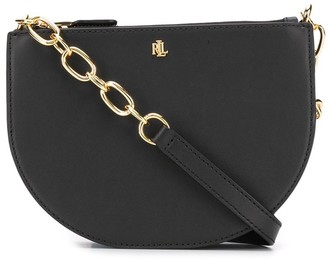 Lauren Ralph Lauren Half Moon Crossbody Bag