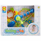 Alex Rub A Dub Fishing In The Tub 4-pc. Toy Playset