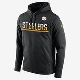 Nike Circuit Pullover (NFL Steelers) Men's Hoodie