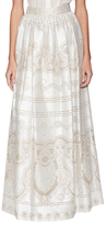 Temperley London Pearl Embroidered Full Skirt