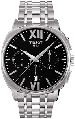 Tissot Men's T-Lord GTS Automatic Chronograph Valjoux Bracelet Strap Watch, 42mm