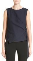 Armani Collezioni Women's Side Tie Gilet