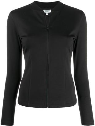 Kenzo logo zipped jacket
