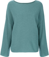 Vince loose-fit jumper - women - Cashmere - S