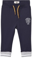 Timberland Navy Branded Sweat Pants