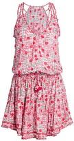 Poupette St Barth Ola Floral Dress