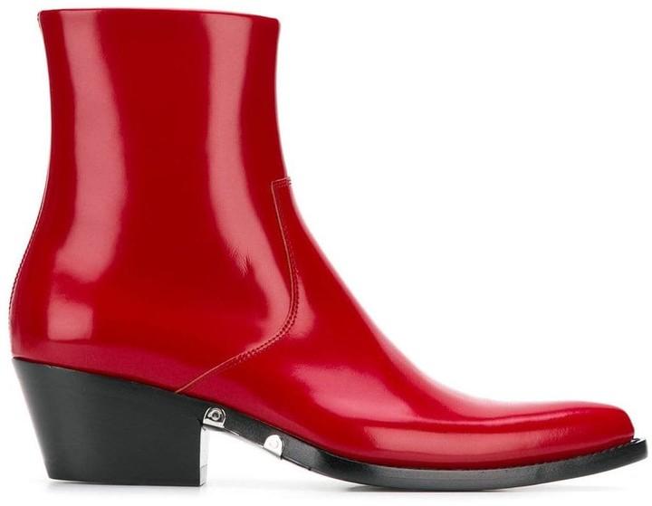 Calvin Klein Boots Sale | Shop the