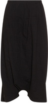G Oze Plus Size Tapered culottes